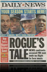 New York Daily News - March 2006